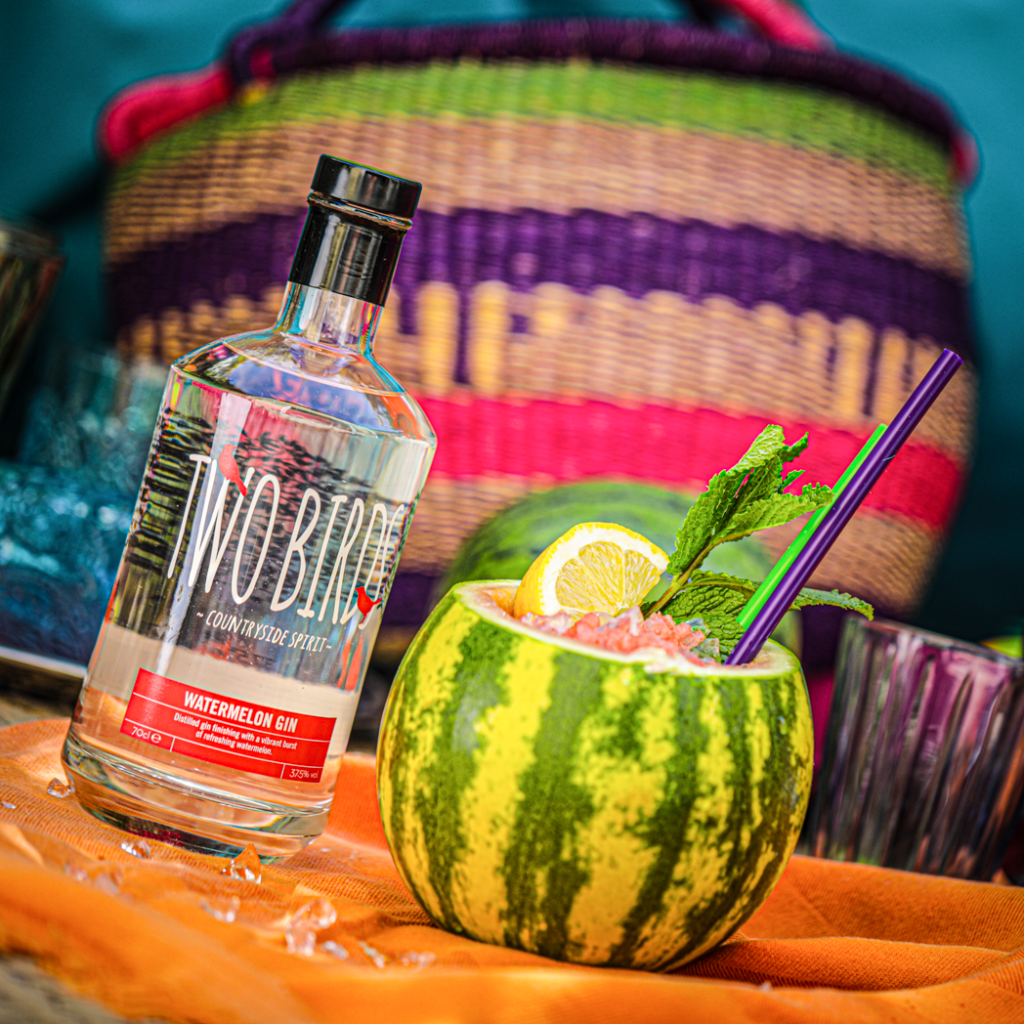 Watermelon Gin Summer Serve